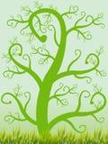 Árvore fantástica 004 ilustração royalty free