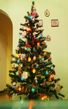 Árvore Home fotografia de stock