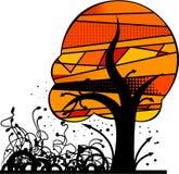 Árvore mágica Foto de Stock Royalty Free
