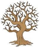 Árvore oca Imagens de Stock