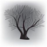 Árvore original Ilustração Royalty Free