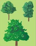 Árvores Foto de Stock Royalty Free
