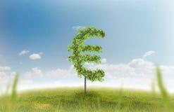 Árvores do dinheiro ilustração do vetor