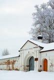 Árvores do inverno Fotografia de Stock Royalty Free