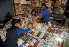 ÁSIA CHINA CHONGQING Foto de Stock Royalty Free