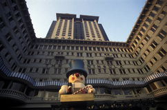 ÁSIA CHINA HONG KONG Fotografia de Stock Royalty Free