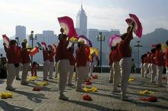 ÁSIA CHINA HONG KONG Imagem de Stock Royalty Free