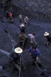 ÁSIA CHINA O RIO YANGTZÉ Imagem de Stock Royalty Free
