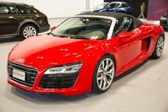 Ásia China, Pequim, Convention Center nacional, importa a auto expo Foto de Stock