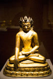 Ásia China, Pequim, o museu principal, salão de exposição interno, aksobhya buddha Imagens de Stock