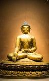 Ásia China, Pequim, o museu principal, salão de exposição interno, Buda, Shakya Mani Fotografia de Stock