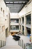 Ásia China, Pequim, salão de exposição planeando, interno Imagem de Stock