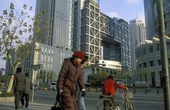 ÁSIA CHINA SHANGHAI Fotos de Stock