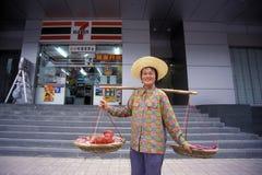 ÁSIA CHINA SHENZEN Imagens de Stock Royalty Free