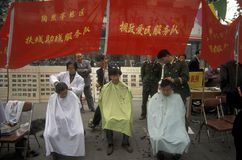 ÁSIA CHINA SHENZEN Imagens de Stock