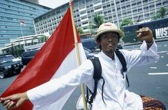 ÁSIA INDONÉSIA JAKARTA Fotografia de Stock Royalty Free