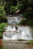 ÁSIA TAILÂNDIA CHIANG MAI FANG WASSERFALL Fotografia de Stock