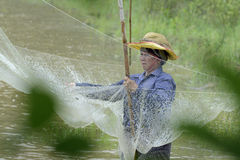ÁSIA TAILÂNDIA ISAN AMNAT CHAROEN Foto de Stock Royalty Free