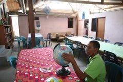 ÁSIA TIMOR-LESTE TIMOR-LESTE O MESMO GLOBO Fotos de Stock