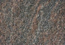 Áspero vermelho do granito Foto de Stock