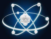 átomo Imagem de Stock