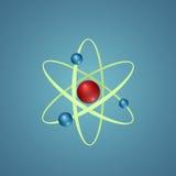 átomo Fotografía de archivo libre de regalías