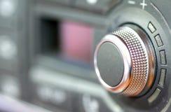 Áudio do carro Fotos de Stock