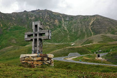 Áustria - alpes Fotografia de Stock Royalty Free