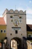 Áustria, Baixa Áustria, weitra fotos de stock royalty free