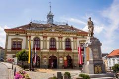 Áustria, Baixa Áustria, weitra foto de stock royalty free