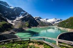 Áustria Kaprun Fotografia de Stock Royalty Free