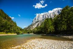 Áustria Kaprun Imagem de Stock Royalty Free