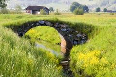 Áustria - montanhas Foto de Stock Royalty Free