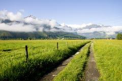 Áustria - montanhas Fotos de Stock