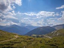 Áustria - Mountain View imagem de stock royalty free