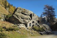 Áustria, Osttirol, Foto de Stock Royalty Free