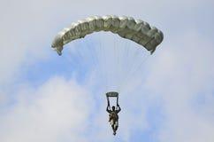 Áustria, paraquedas Imagens de Stock Royalty Free