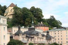 Áustria, Salzburg, ano 2011 Imagem de Stock