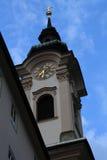 Áustria, Salzburg, ano 2011 Fotos de Stock