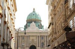 Áustria/Viena Fotografia de Stock