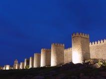 Ávila Imágenes de archivo libres de regalías