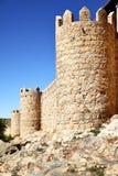 Ávila Foto de archivo libre de regalías