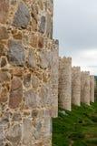 Ávila, Spain, walled city Stock Image