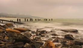Ââcoast de mer photo libre de droits