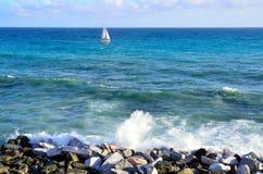 Ââto Gênes de mer Images stock