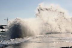 Ââwave do mar Imagens de Stock