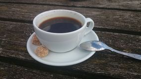 ˜ extérieur de café• Photos stock