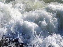 € волн моря «символ вечного движения и свободы стоковые фотографии rf