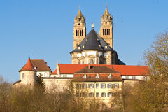 """Comburg"" castle, Germany Stock Photography"