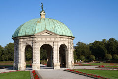 """""""Dianatempel"""" in Munich, Germany Royalty Free Stock Images"""